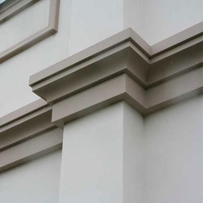 Карнизы фасадные
