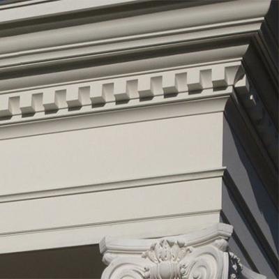 Карнизы художественные для фасадов
